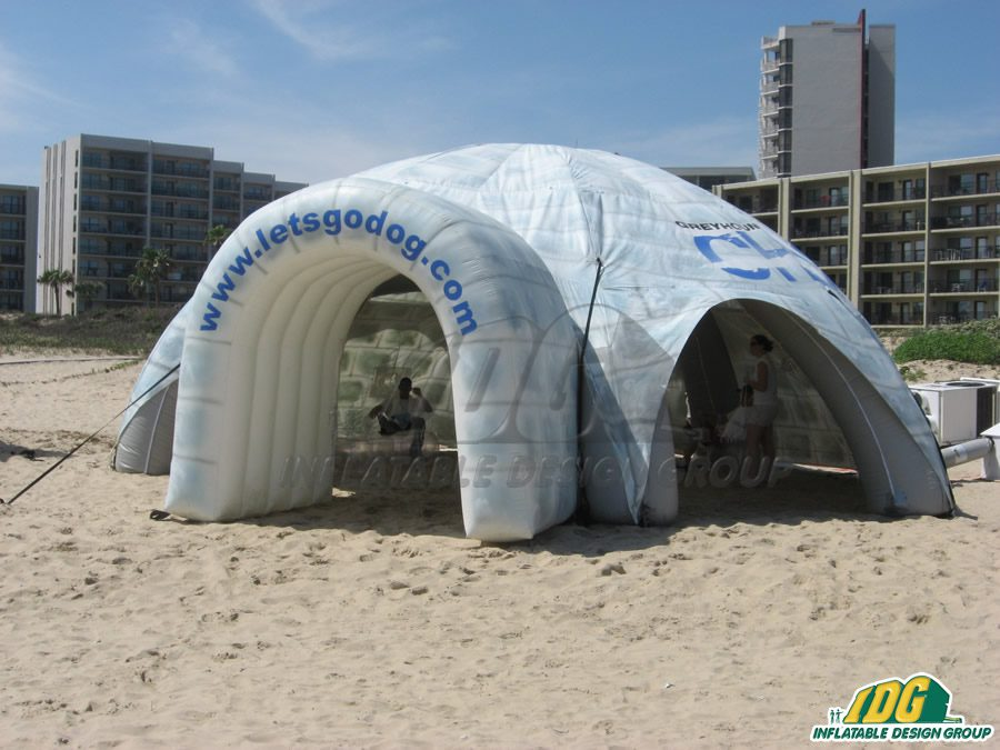 inflatable pavilions