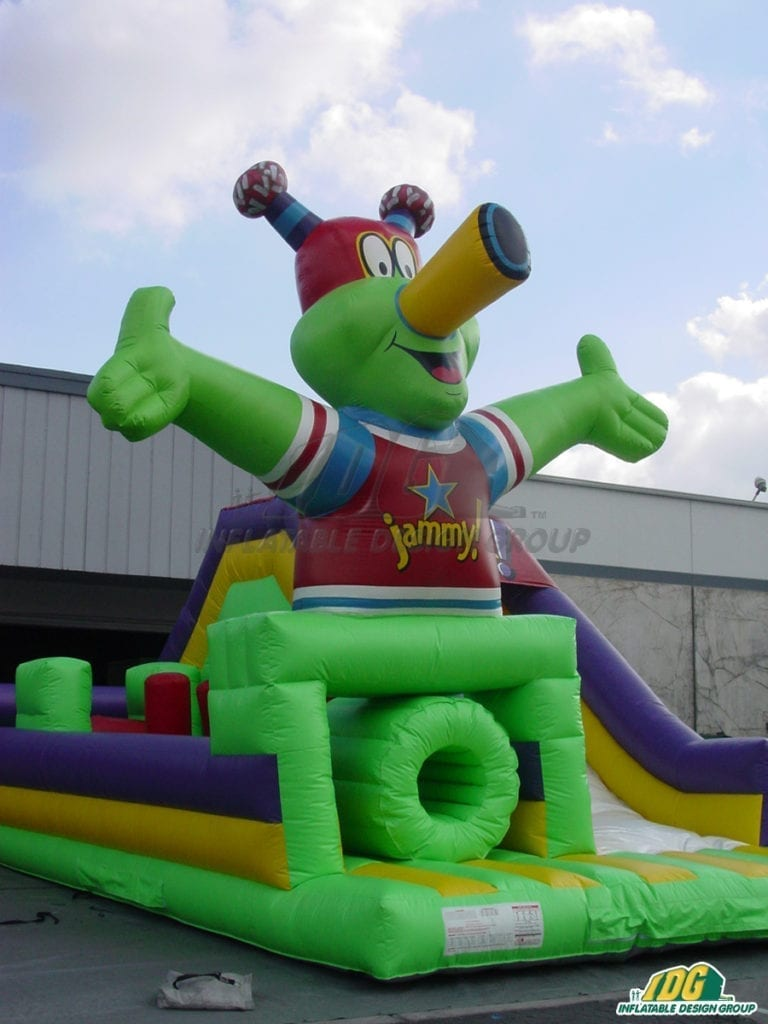 Bring Out Your Inner Child with an Inflatable Obstacle Course