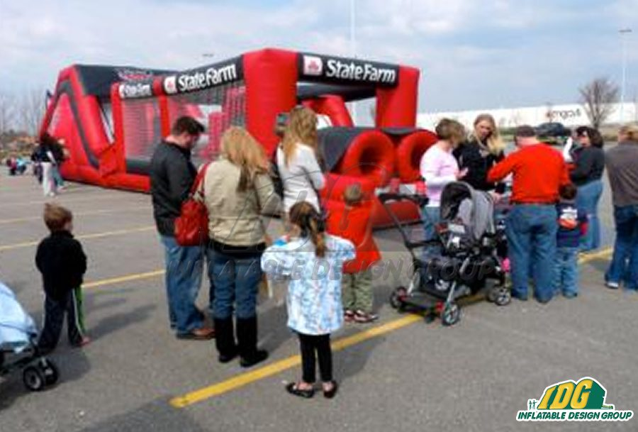 Bring Out Your Inner Child with an Inflatable Obstacle Course 3