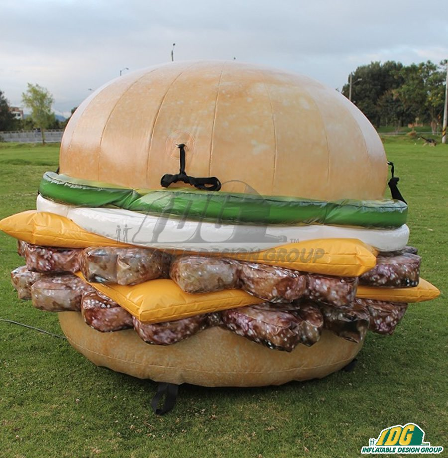 You'll Never Go Hungry with Inflatable Food Replicas 2