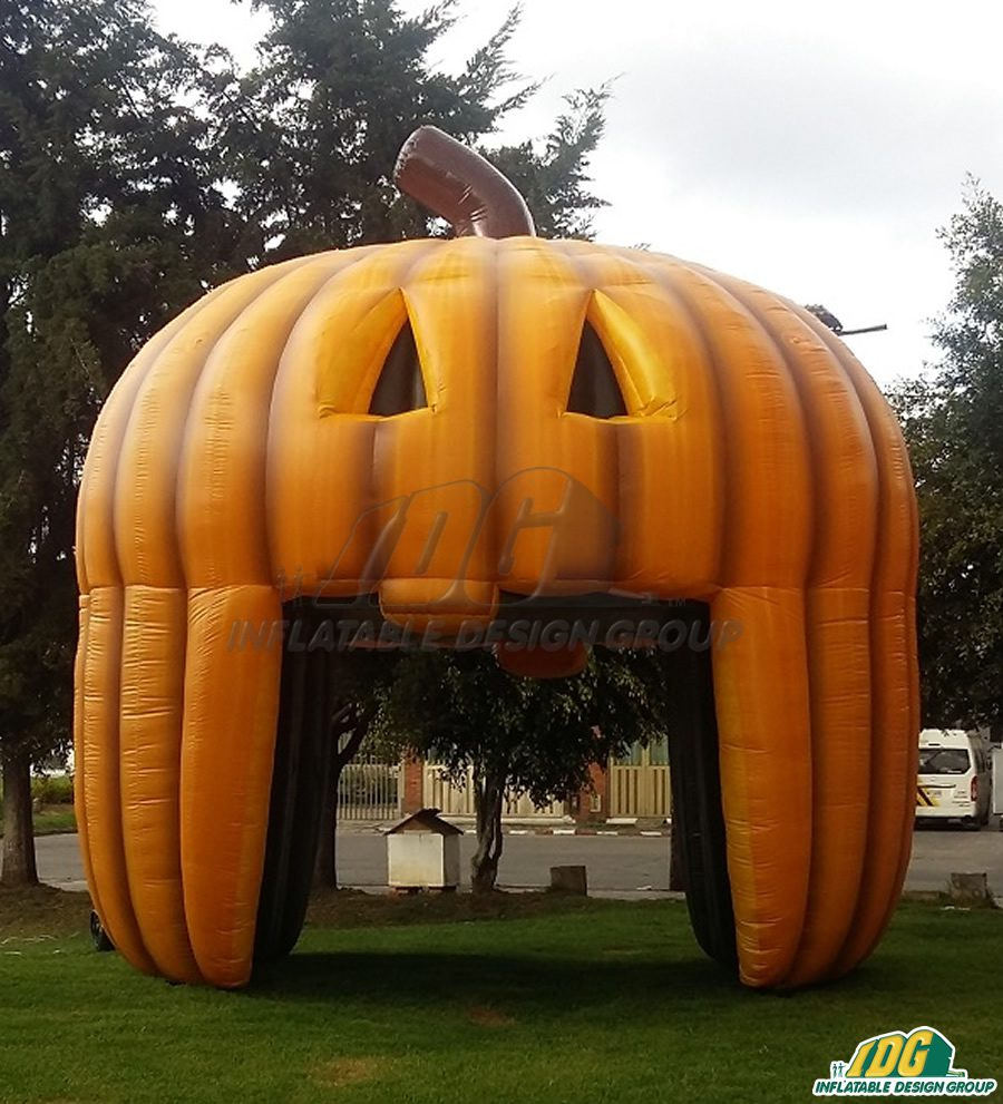It's Never too Early to Get Spooky with Custom Halloween Inflatables 3