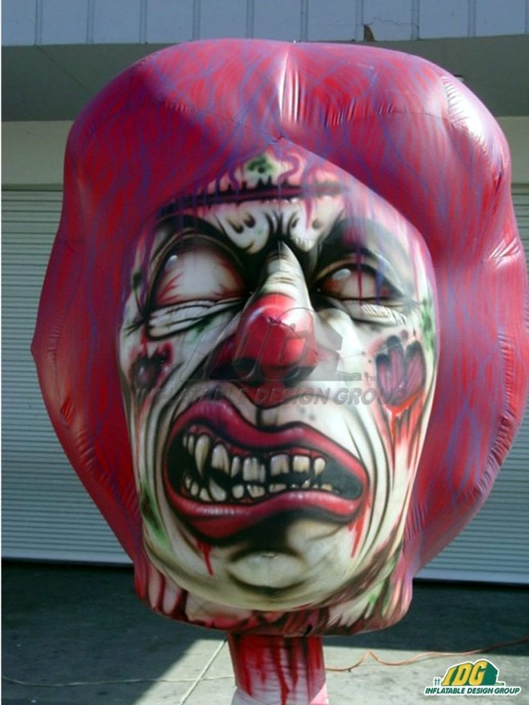 Give Everyone a Scare with Haunting Halloween Inflatables 1