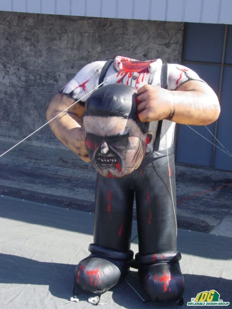 Give Everyone a Scare with Haunting Halloween Inflatables