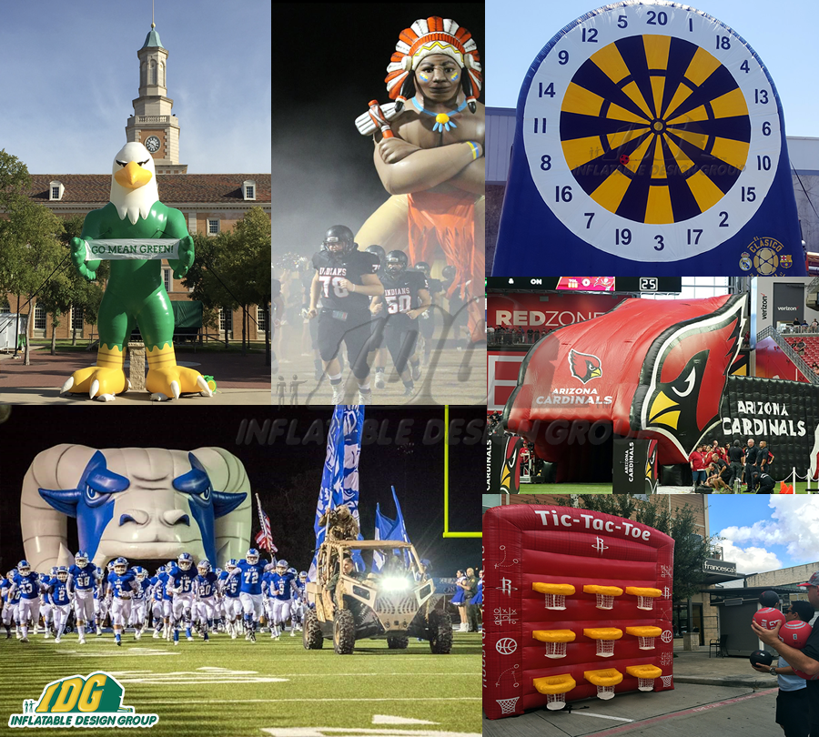 A Year in Review with Inflatables from the IDG Team