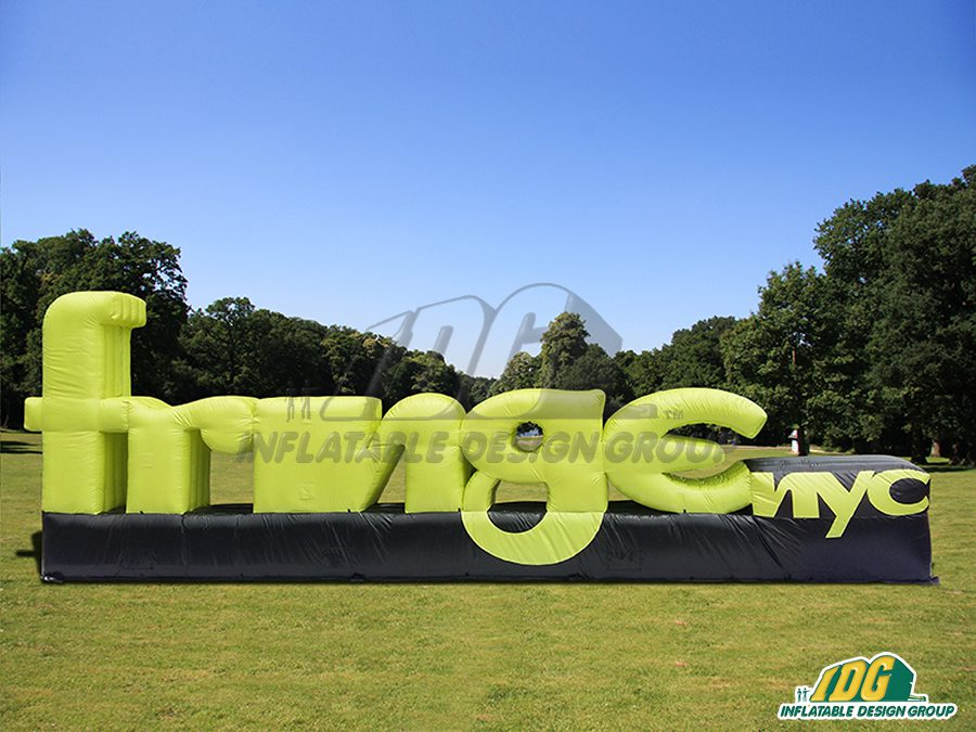 Inflatable Advertising Shapes Will Make You Stand out from the Rest 1