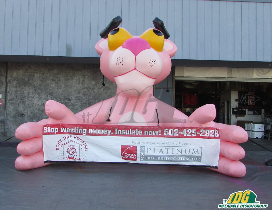Custom Inflatable Characters to Get Kids to Go Crazy 2
