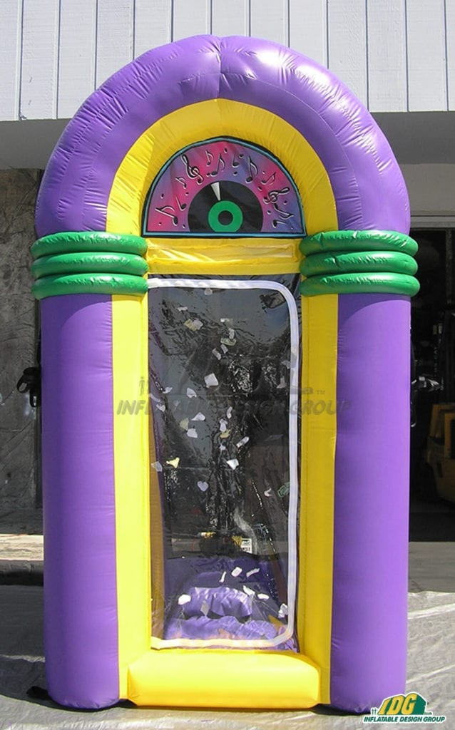 Inflatable Money Machines will Have You Rolling in the Dough 2