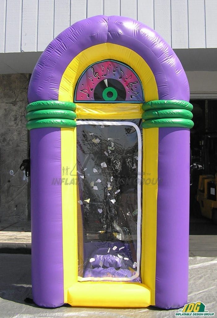 Inflatable Cash Vaults Are The Gift That Just Keeps on Giving