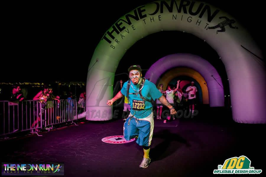 inflatable 5k arches