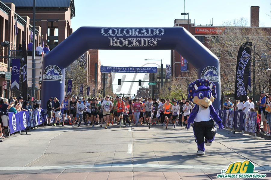 Stride Into Your Next Event with Inflatable 5k Arches 1