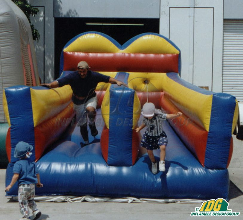 Inflatable Games? Challenge Accepted.