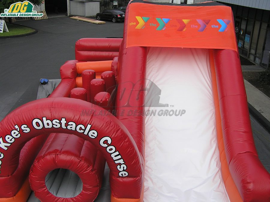 Bring the Fun With Inflatable Obstacle Courses and Slides