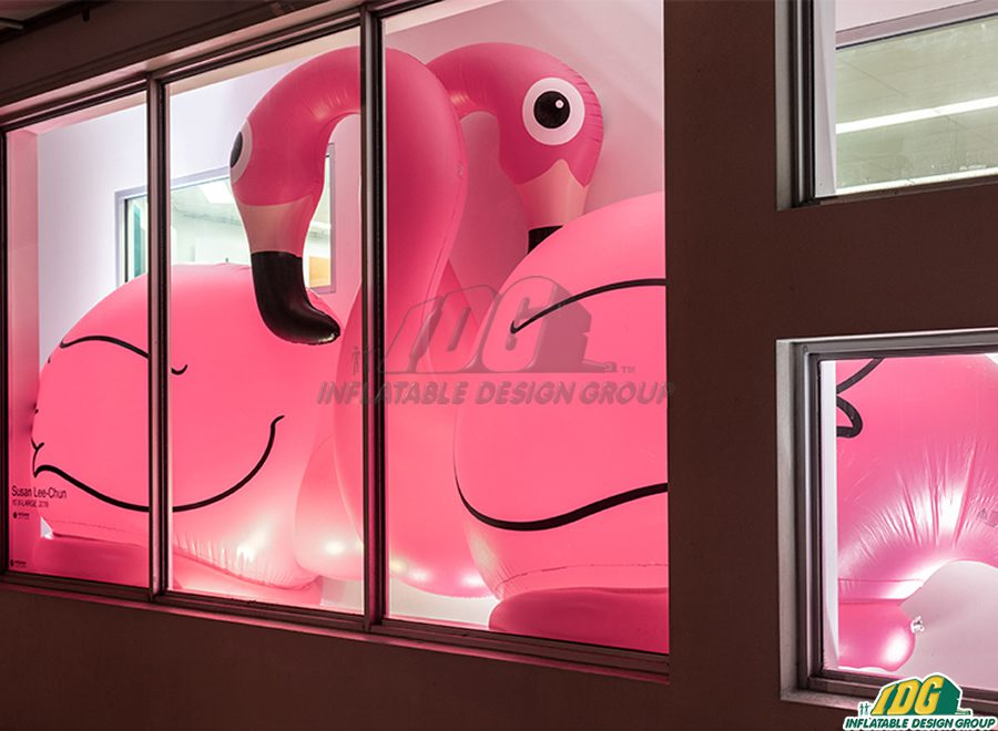 Custom Inflatable Art with IDG 5