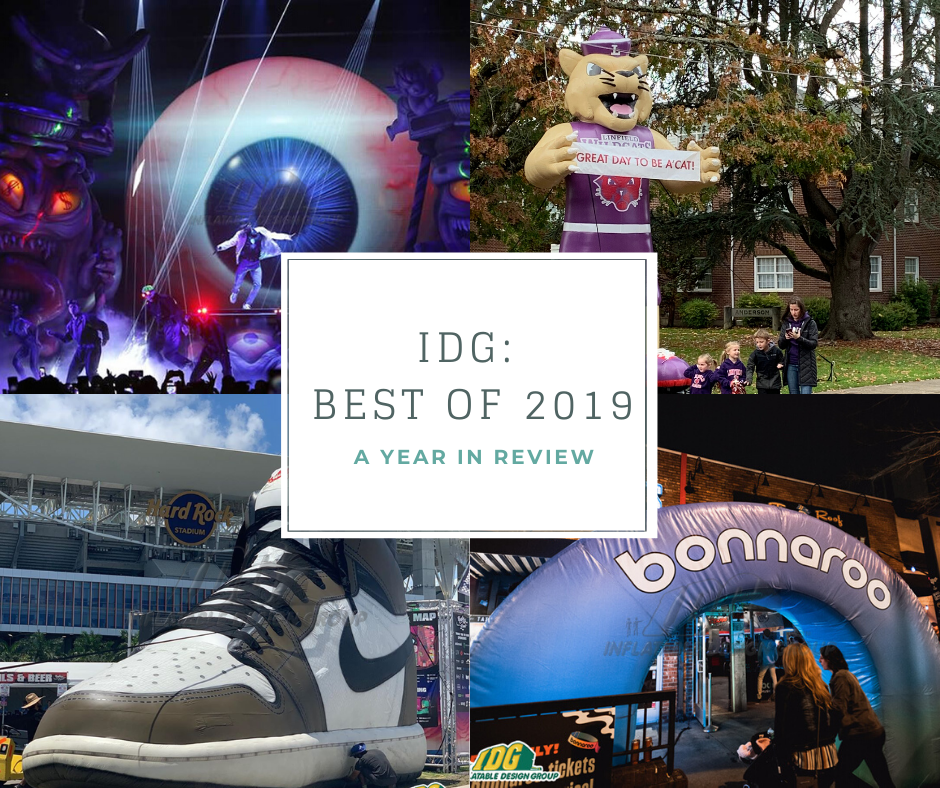 Custom Inflatable Review: IDG 2019 3