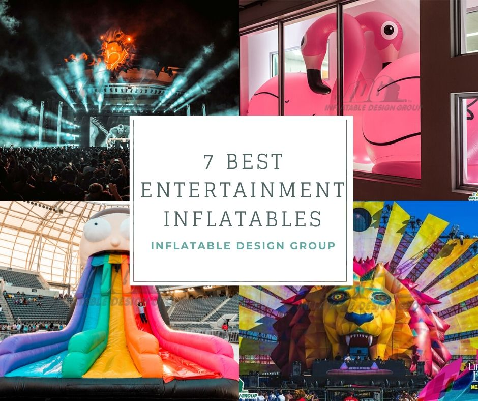 7 Best Entertainment Inflatables of the Decade 8