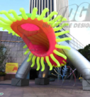 Custom Inflatable Art Installations