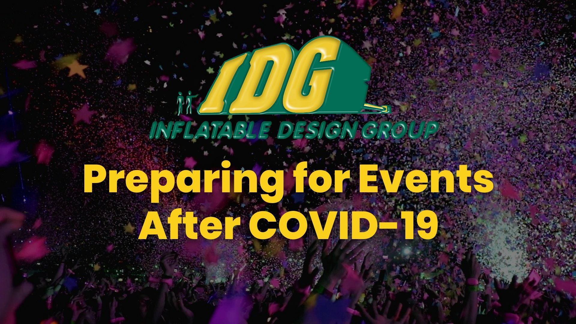 Preparing for Events After COVID-19