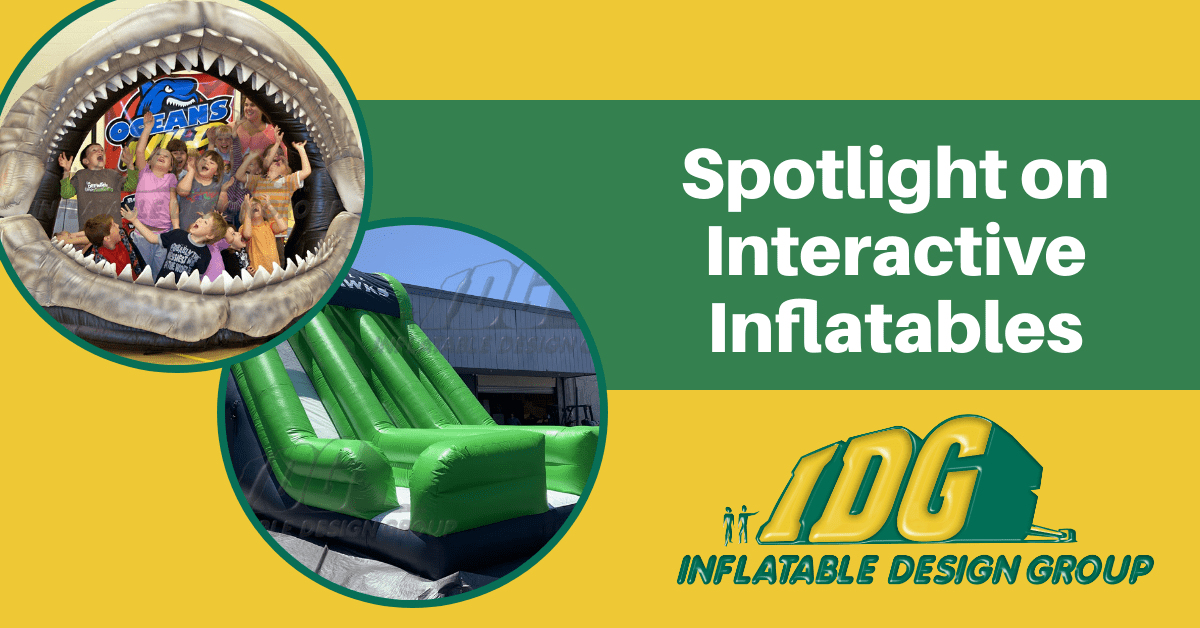 Engaging Your Audience with Interactive Inflatables 2