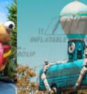 Film & Television Industry Inflatables