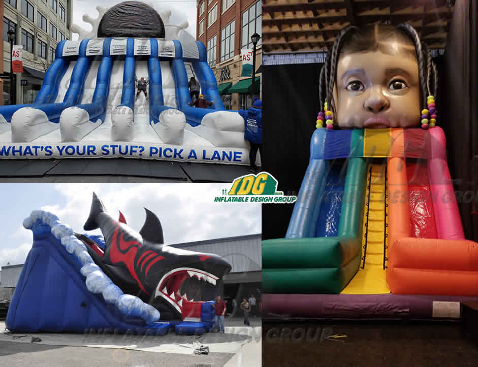 Have Some Fun in the Sun with Interactive Inflatable Games