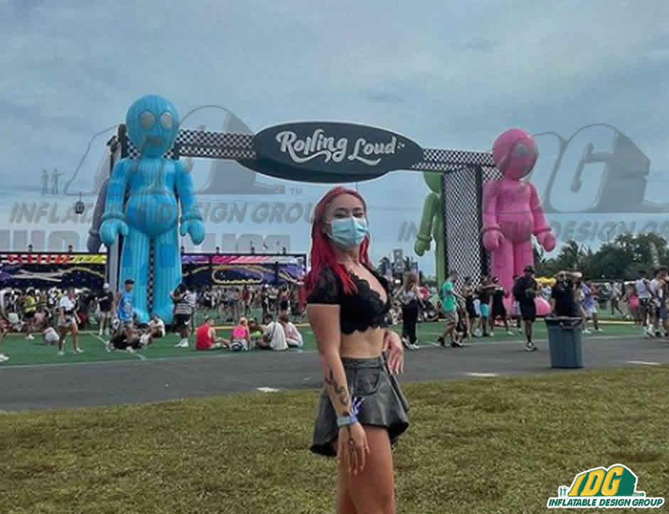 Custom Inflatables Dress Up Your Event