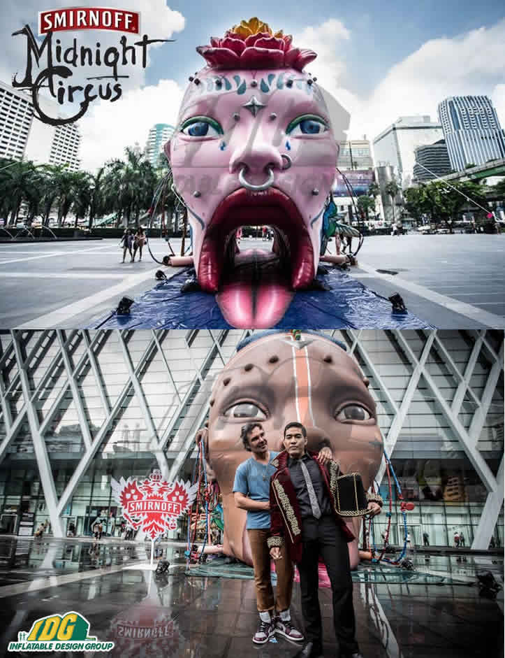 Inflatable Art Sculptures and Installations Bring Your Ideas to Life
