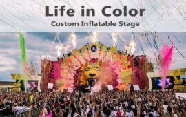 Music Industry Inflatables