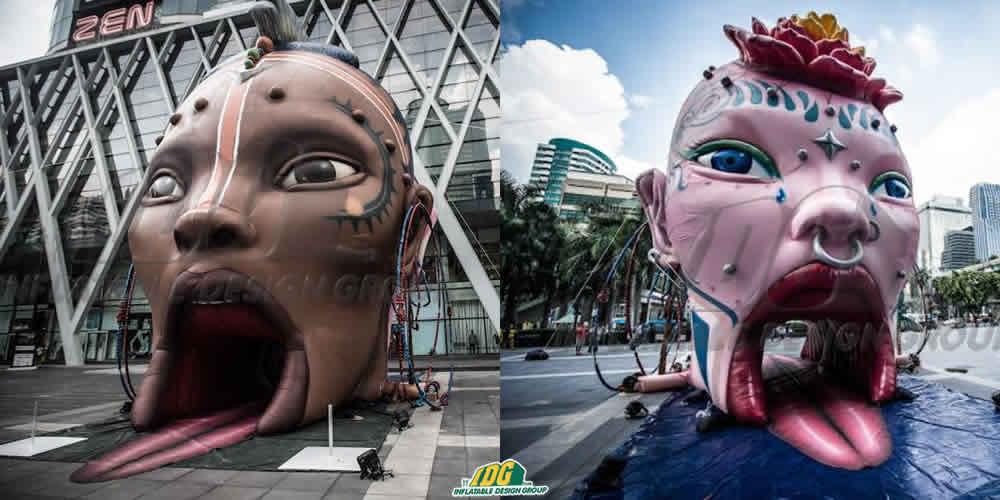 David LaChapelle- Custom Inflatables