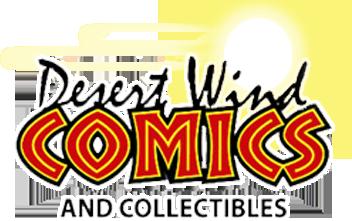Desert Wind Comics Logo