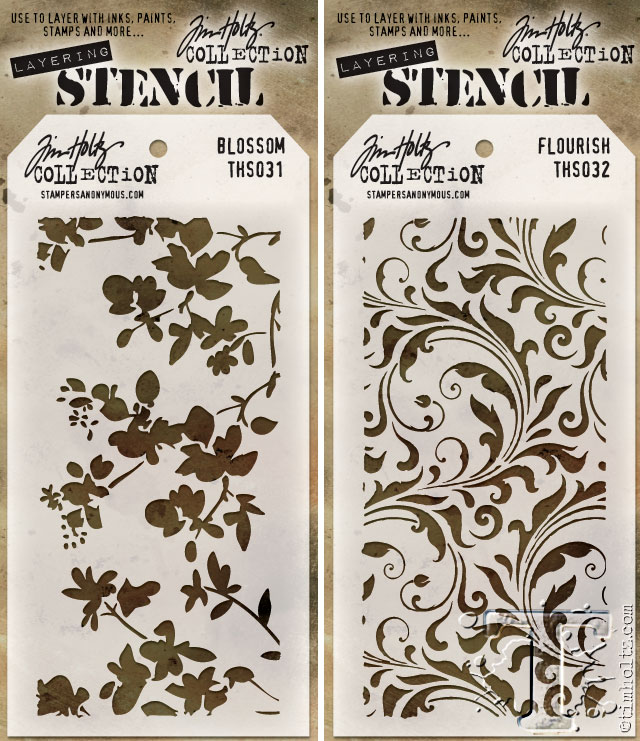 CHA 2015 Sneak Peek | Sizzix Alterations | www.timholtz.com