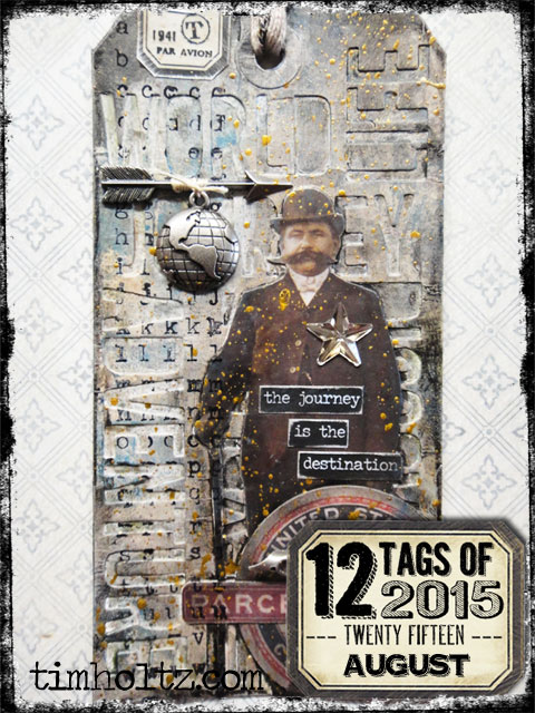 12 Tags of 2015- August | www.timholtz.com