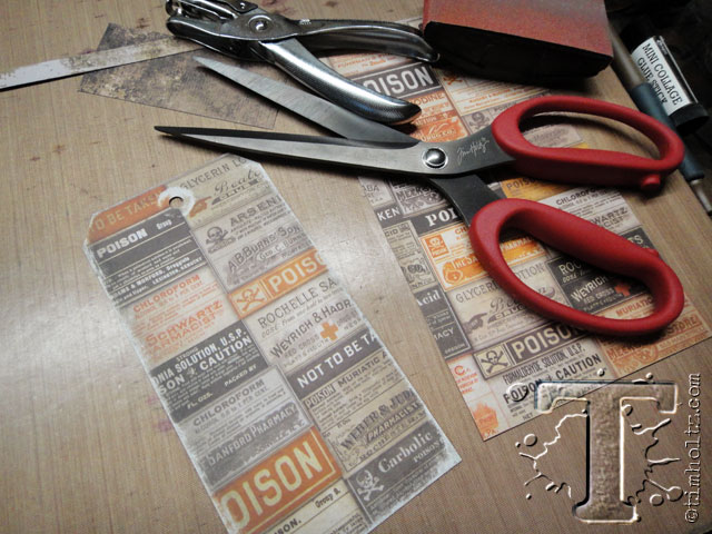 12 Tags of October | www.timholtz.com