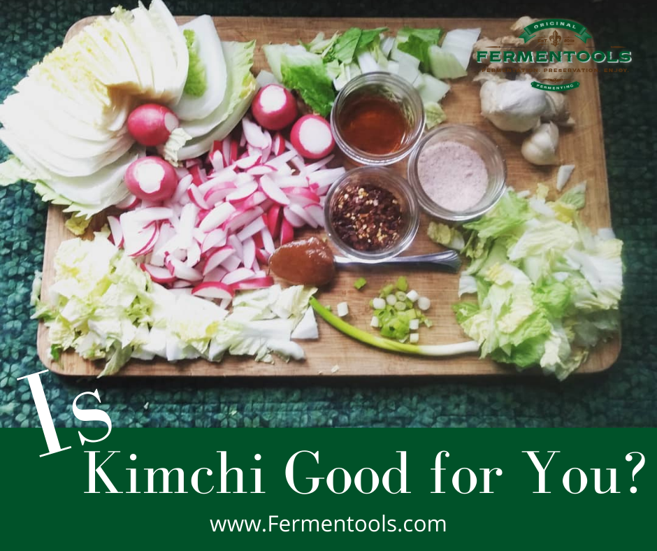 is kimchi good for you