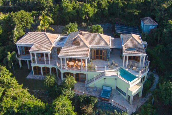 St. John, USVI Oceana Villa