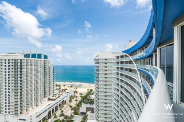 The W Residences At Ft Lauderdale Beach Florida