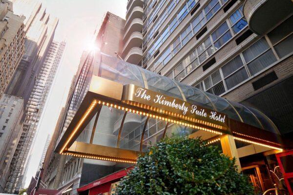 THE KIMBERLY HOTEL- MANHATTAN NEW YORK