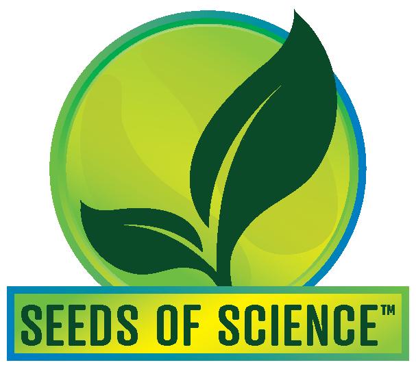 Crush Seeds of Science Logo
