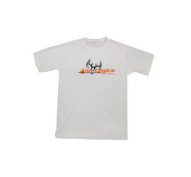 ani-logics favorite white t-shirt