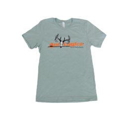ani-logics mint t-shirt