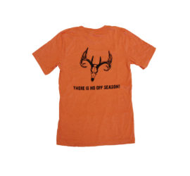 ani-logics orange t-shirt back