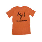 ani-logics orange t-shirt back