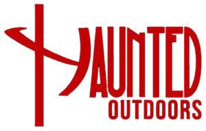 Haunted Outdoors Logo