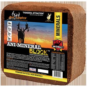 Ani-Mineral Block