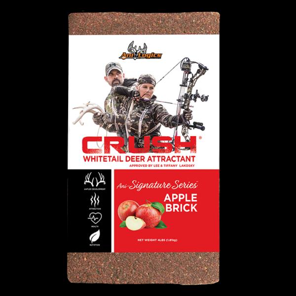 Crush Apple Brick