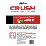 Crush Apple Granular 5lb Attractant