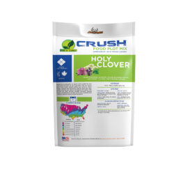 Crush Seeds of Science Holy Clover back