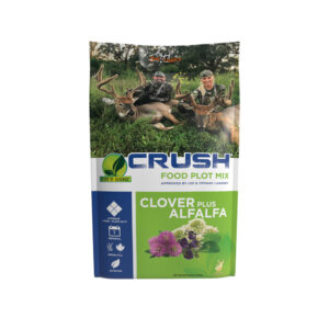 CRUSH Seeds of Science Clover plus Alfalfa