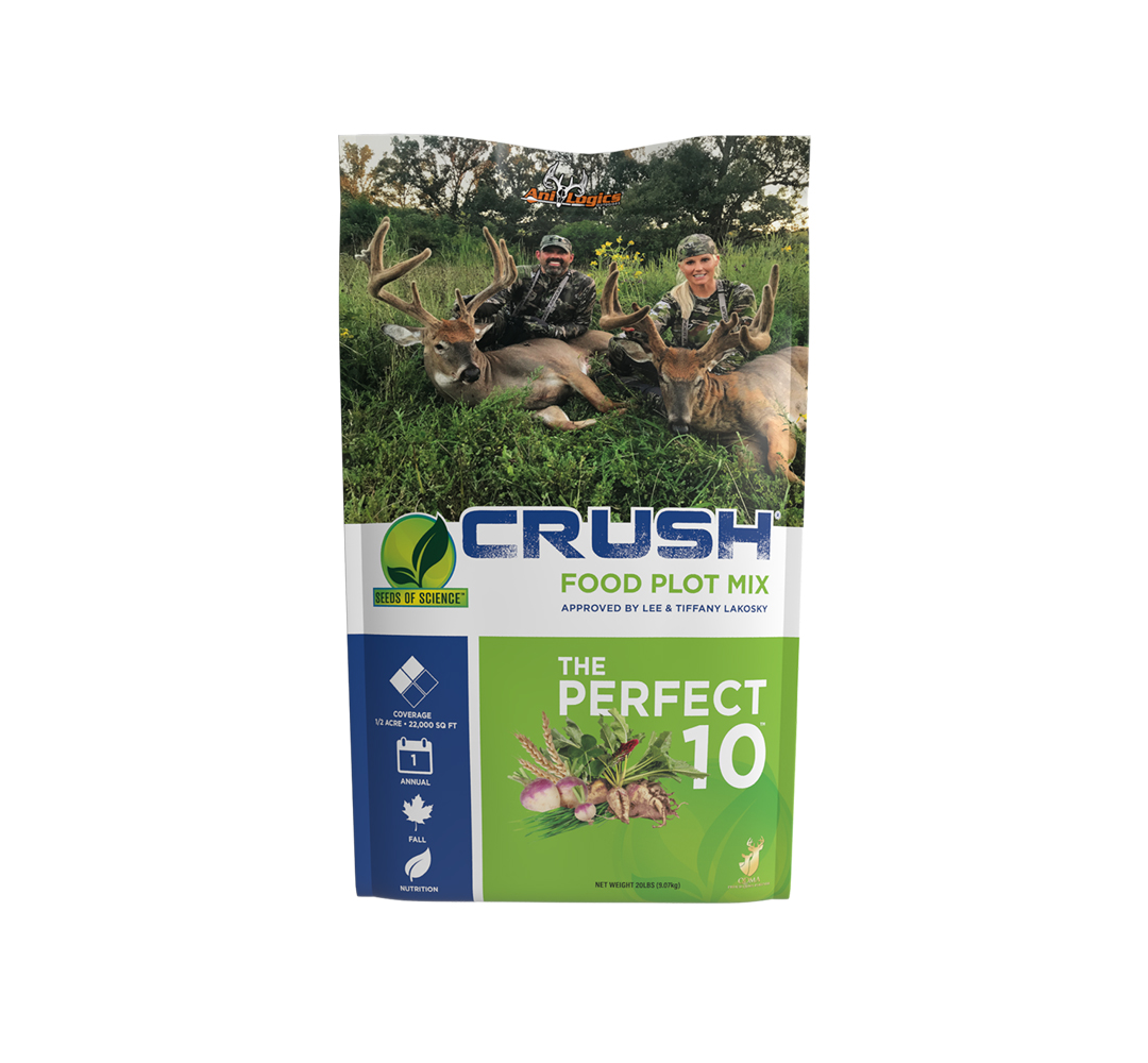 CRUSH Seeds of Science The Perfect 10-20lbs
