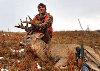 Collin's Blizzard Deer