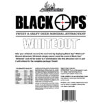 Black Ops Whiteout Information